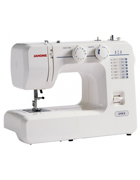 DUE IN 8th APRIL - ONLY 4 AVAILABLE - ORDER NOW - Janome 219s